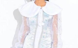 Покупаем костюм Снегурочки недорого