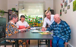 Пансионат для пожилых людей «Ресурс» в Москве