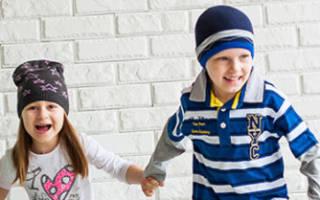 Какие шапки необходимо выбирать ребенку на зиму?