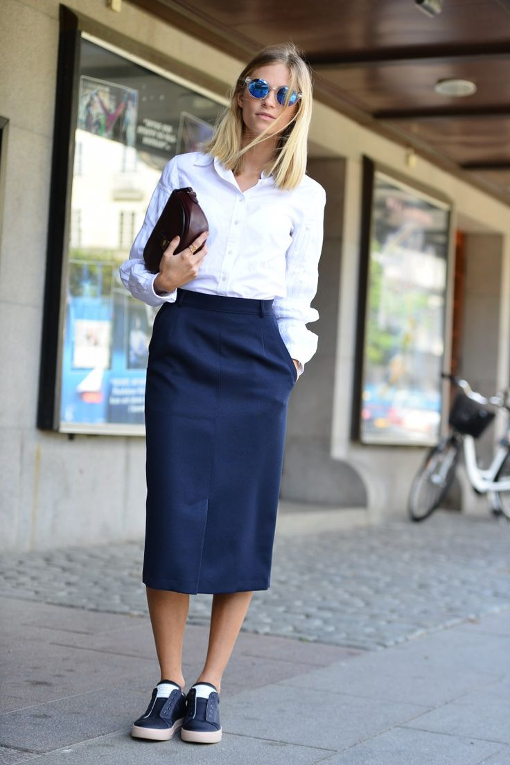 Слипоны для офисного стиля одежды