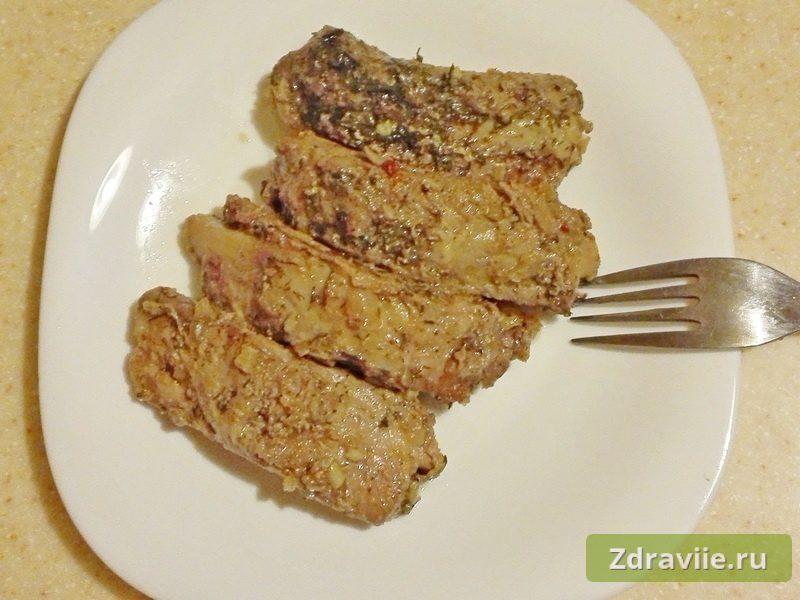 Свиные ребрышки в соевом соусе запеченные в духовке рецепт