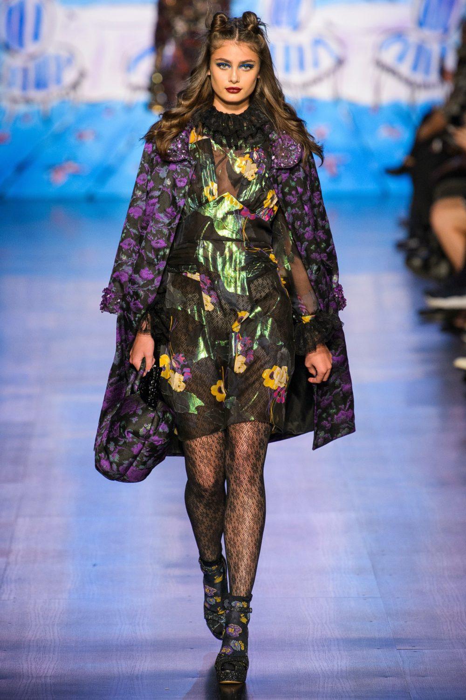 Модные тона осень-зима: стильный наряд