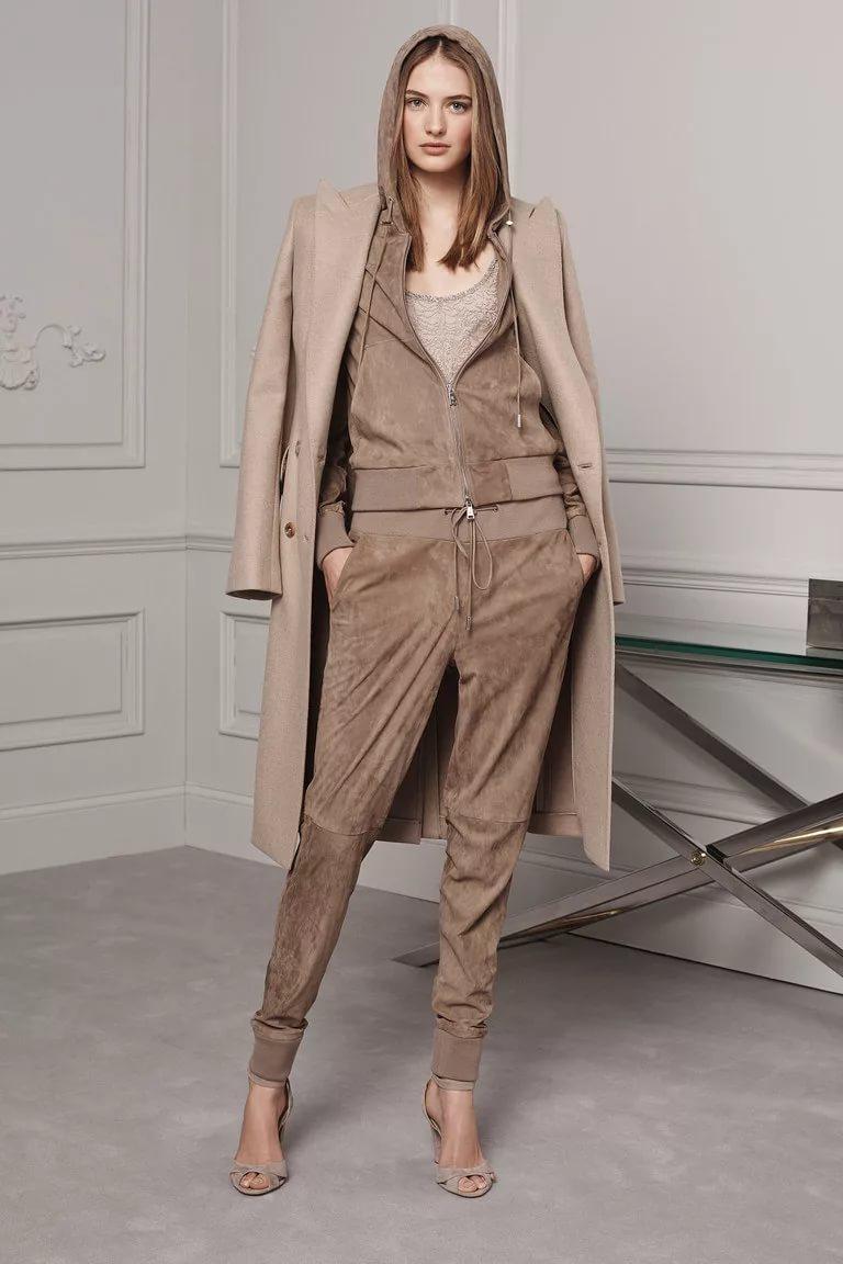 Классическое пальто стиль кантри