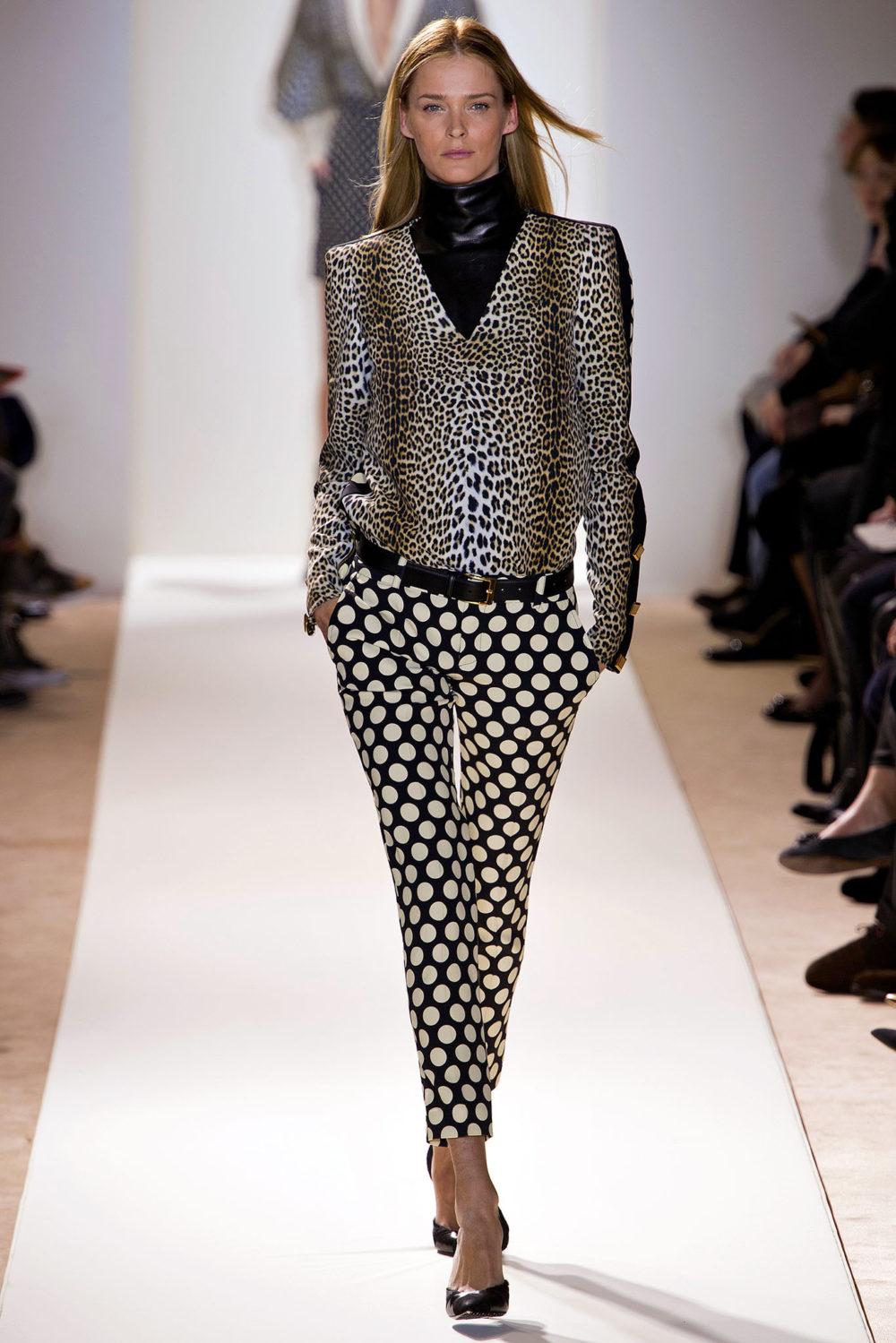 Куртка укороченная с леопардовым принтом