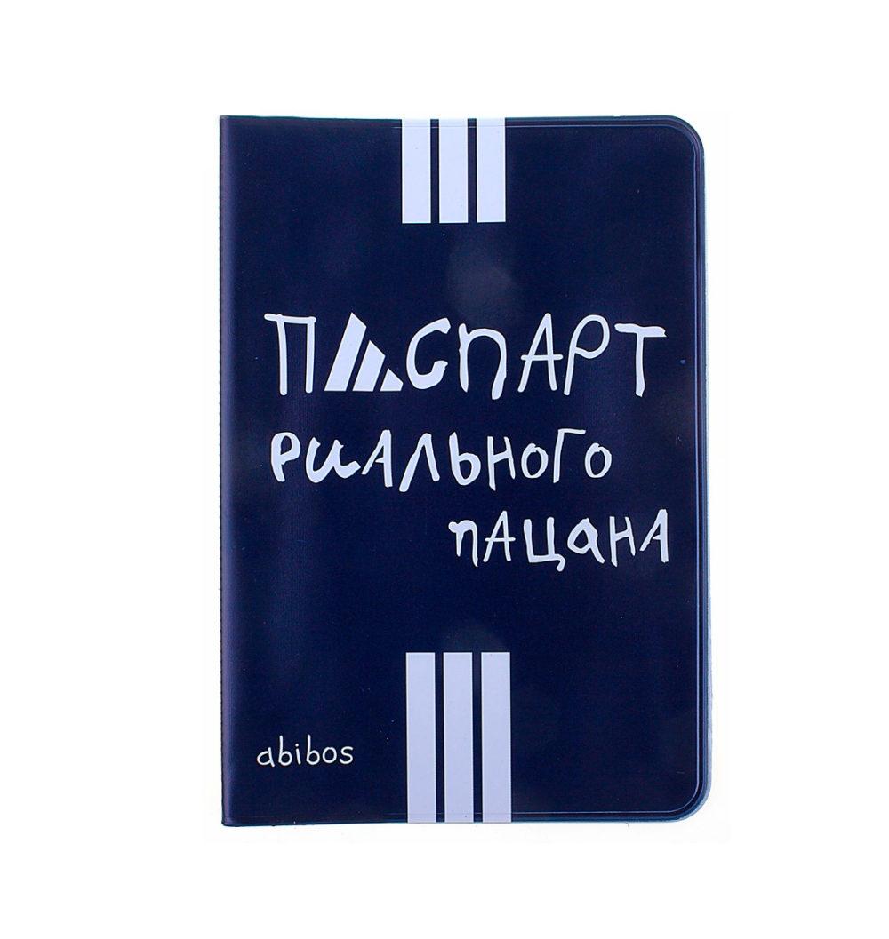обложка на паспорт для юноши в школе