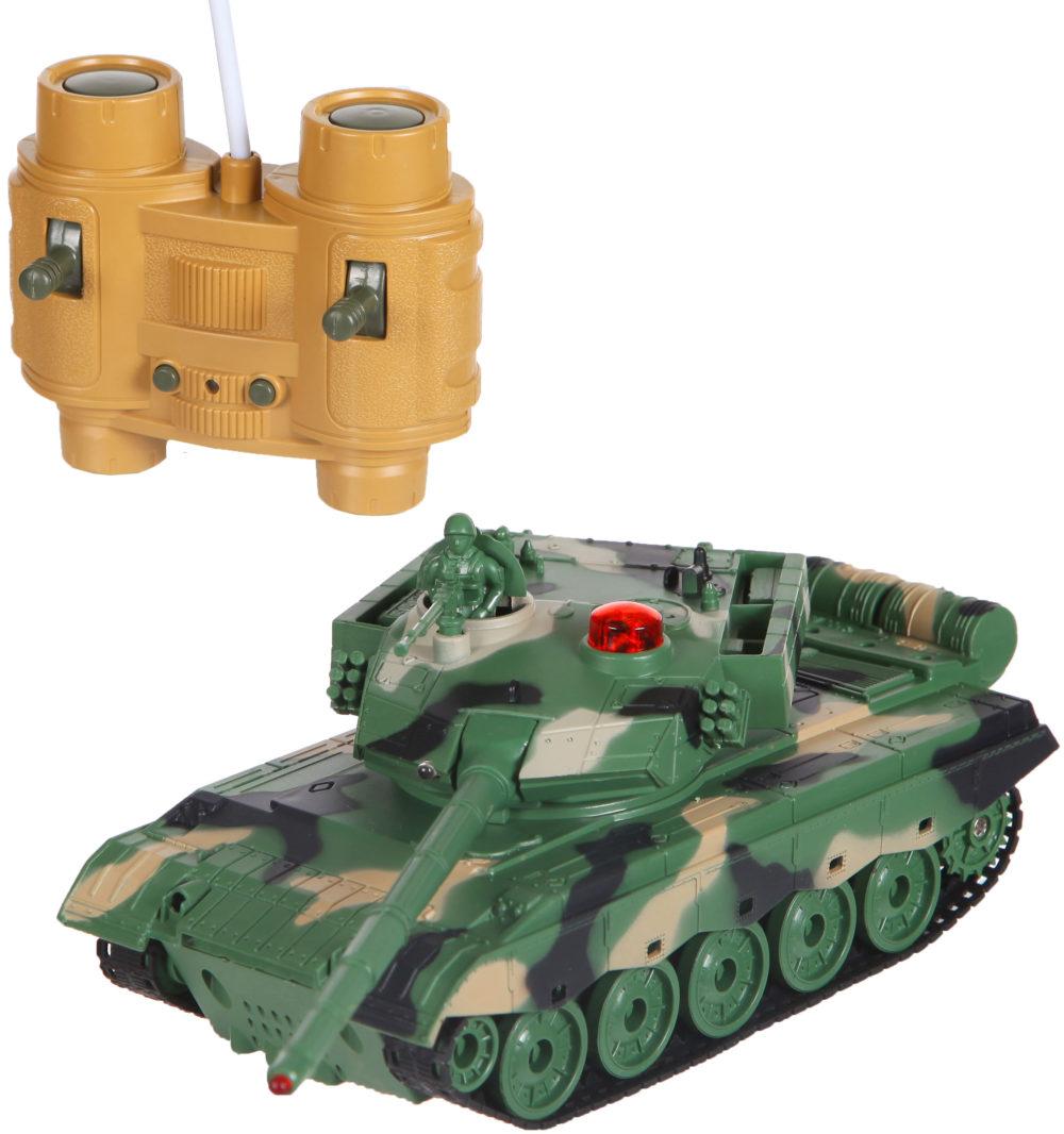 игрушечный танк в подарок сыну