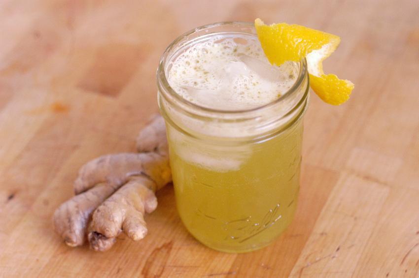 сода лимон и имбирь напиток для похудения