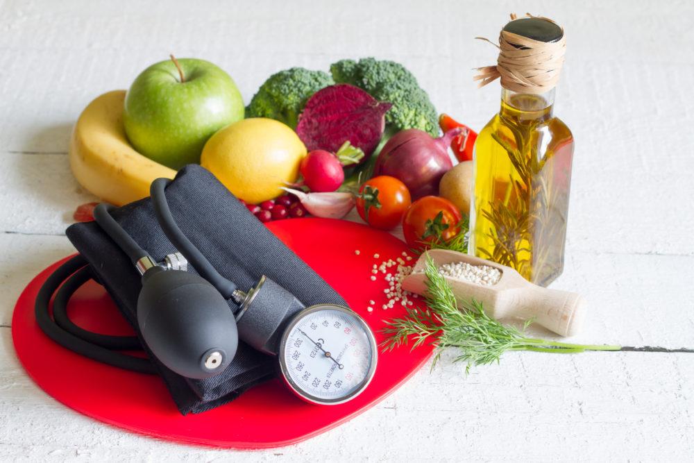 здоровое питание при нарушении пульса и давления