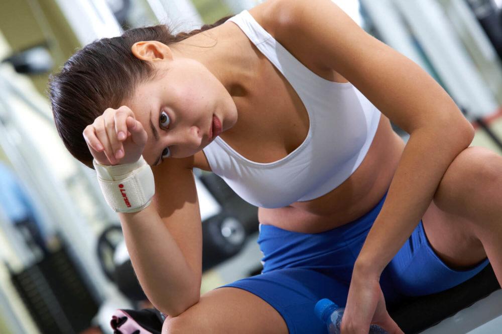 повышенное давление от физической усталости