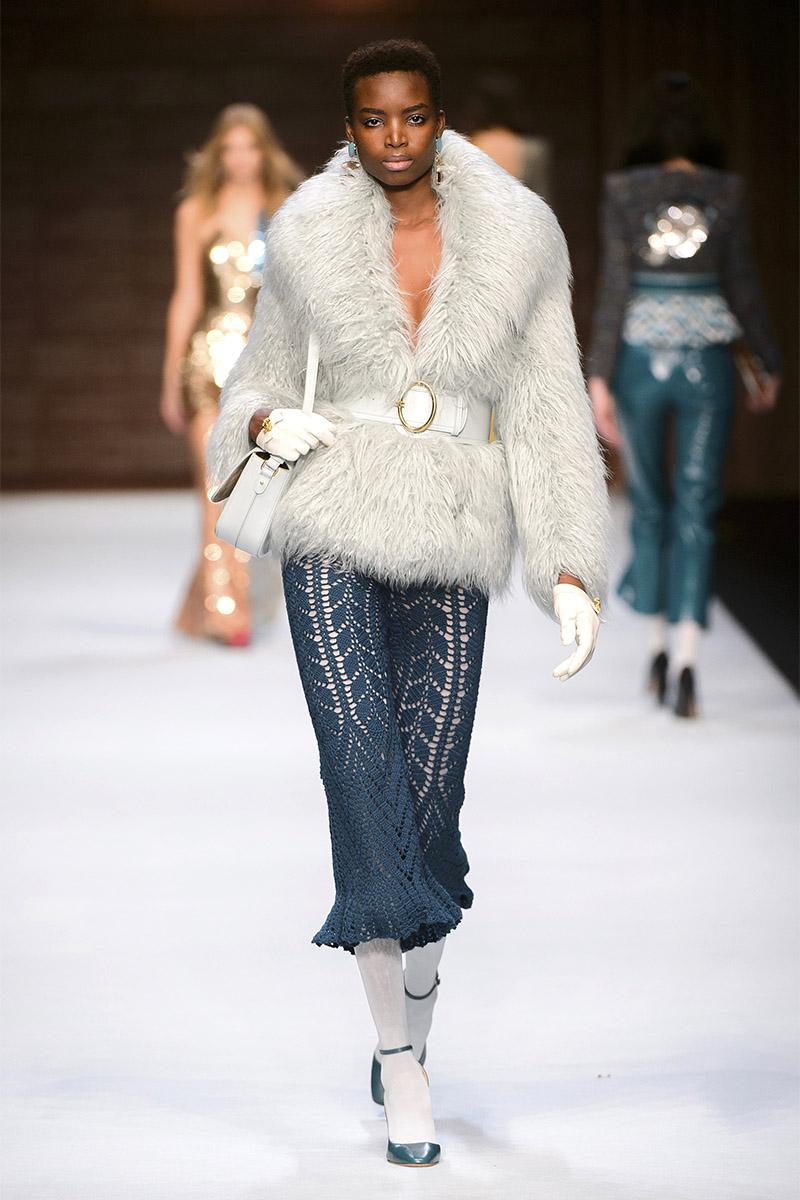 шубы-куртки на осень - стильное решение