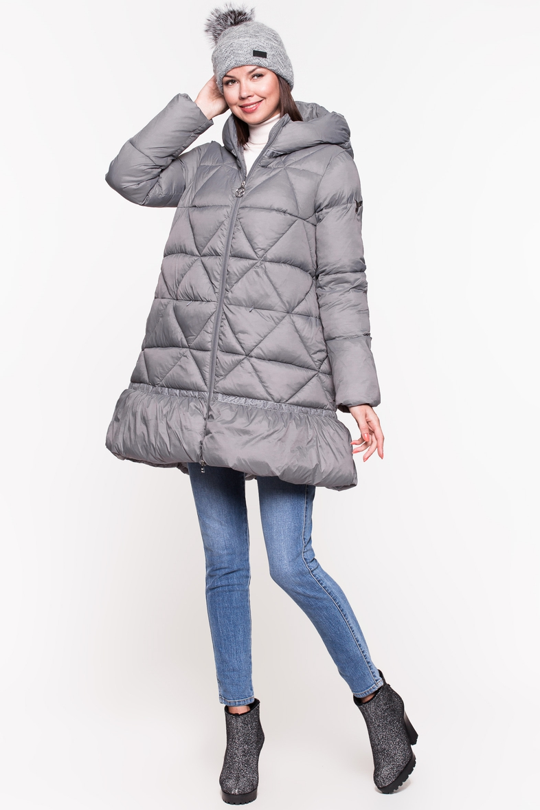 платье-пуховик - тренд холодного сезона