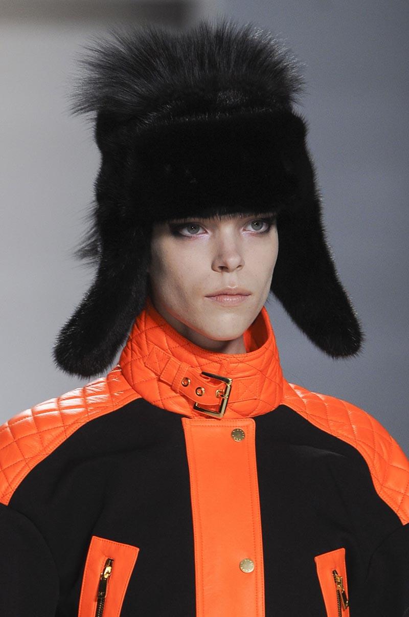 хит следующего года - меховая шапка-ушанка