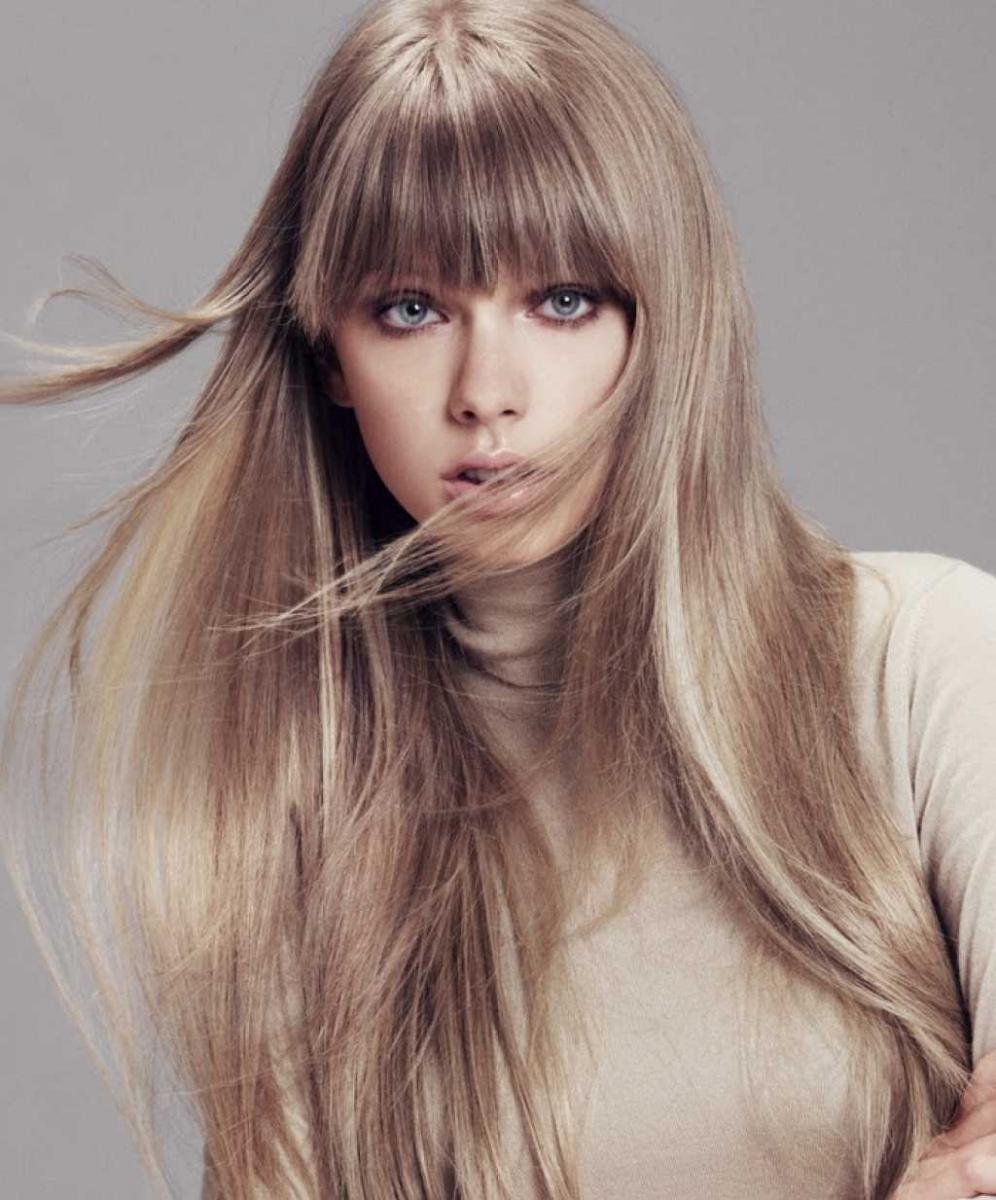 трендовое окрашивание для блондинок