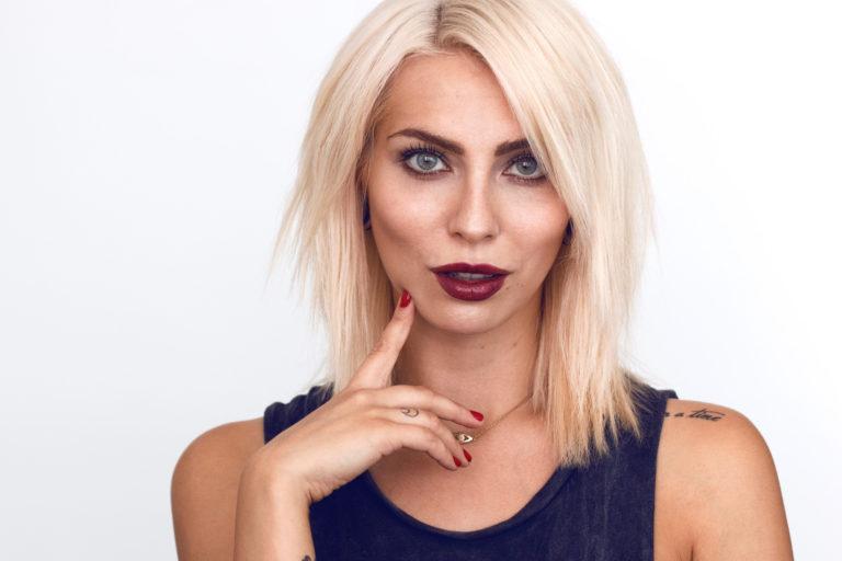 трендовые цвета для блондинок